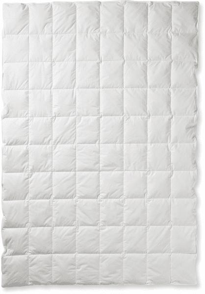 bed & fun´tastisch Basic prošívaná přikrývka z peří 140x200 cm, 300 g