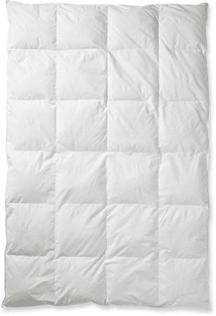 bed & fun´tastisch Basic prošívaná přikrývka z peří 140x200 cm, 600 g