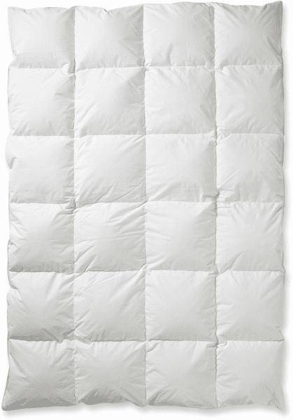 bed & fun´tastisch Premio kazetová přikrývka z peří 140x200 cm, 800 g