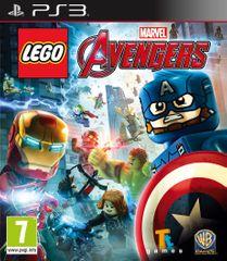 Warner Bros Lego Marvel Avengers (PS3)