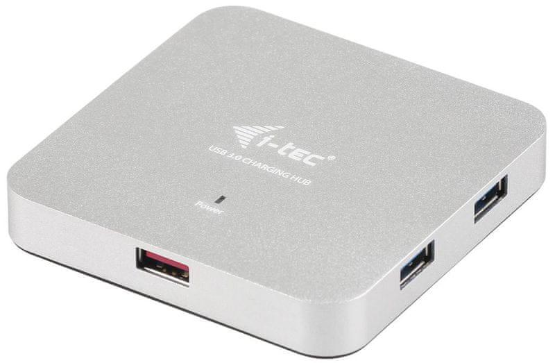 I-TEC USB 3.0 Metal Charging HUB 4+1 Port