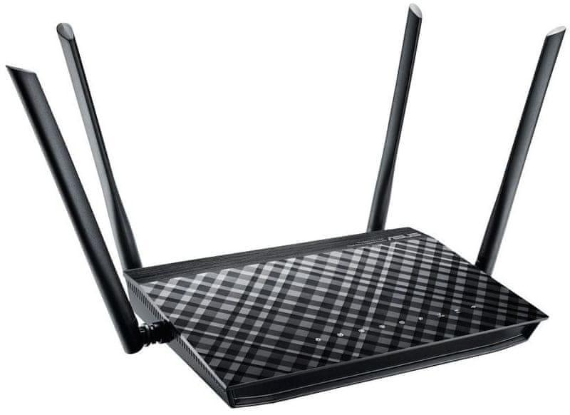 Asus RT-AC1200G Plus Wireless AC1200 Dualband Gigabit Router