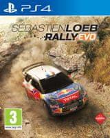 Milestone Sébastien Loeb Rally Evo / PS4
