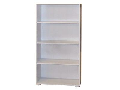 Knihovna 330, bílá