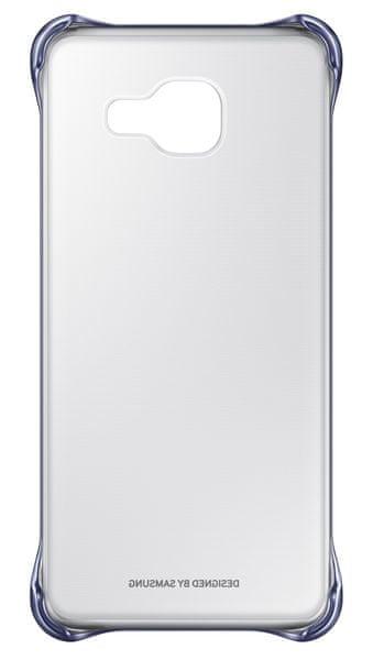 Samsung Kryt Clear Cover, Galaxy A3, A310, černá