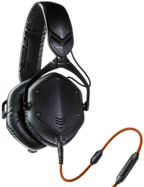 V-MODA Crossfade M-100, matně černá