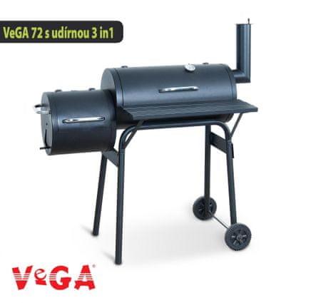 VEGA grill węglowy 72