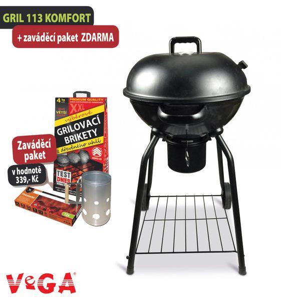 Vega Gril 113 Komfort + zaváděcí paket ZDARMA