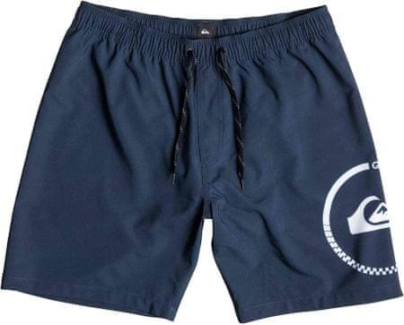 Quiksilver kratke hlače Sideways 17, moške, temno modre, XXL