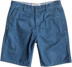 Quiksilver hlače Everyday Chino, moške, modre