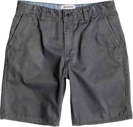 Quiksilver hlače Everyday Chino, moške, sive, 28