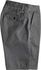 Quiksilver hlače Everyday Chino, moške, sive