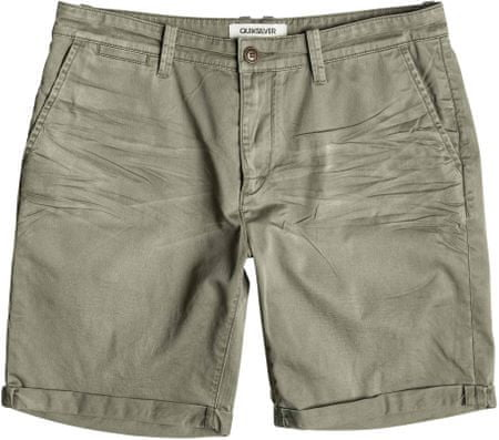 Quiksilver spodenki Krandy Chino M Dusty Olive 34