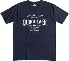 Quiksilver koszulka Classic Claim It M Tees