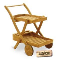 V-Garden Servírovací stolek KING