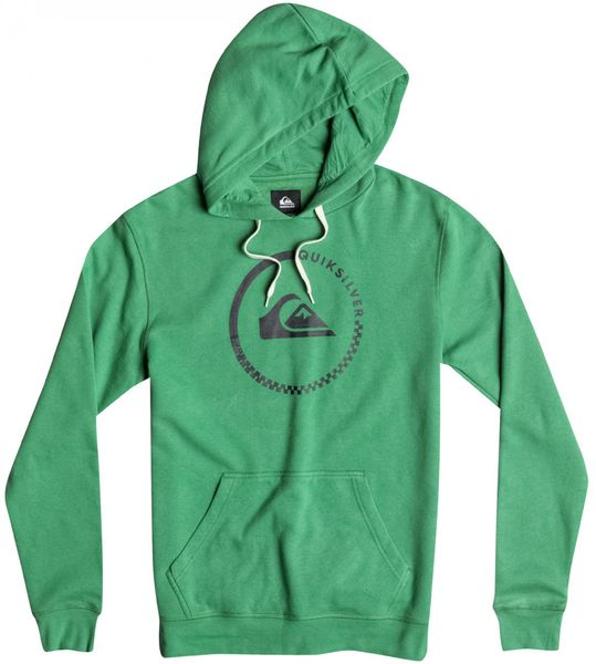 Quiksilver Everyday Active Check M Pine Green XXL