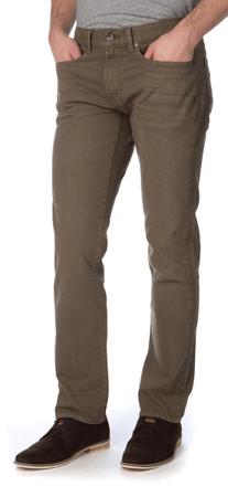 Nautica pánské jeansy 32/32 khaki