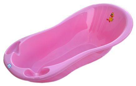 COSING Tega Dětská plastová vanička Balbinka 102 cm - Růžová