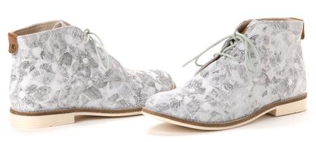 s.Oliver dámská kotníčková obuv 38 šedá