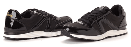 s.Oliver női sportcipő 41 fekete