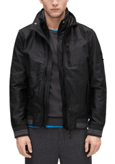 Lacné pánske bundy a kabáty s.Oliver  213951d3206