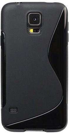 S-line ovitek za Samsung Galaxy S5 G900, črn