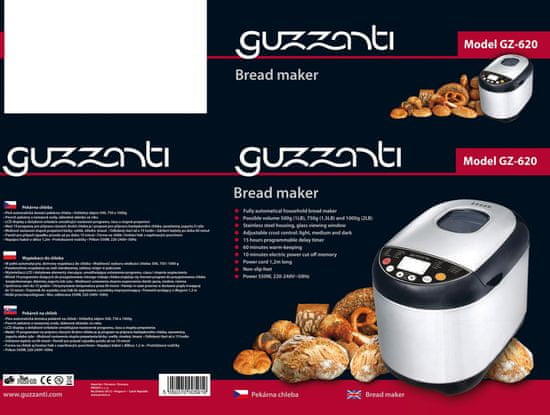 GUZZANTI GZ 620