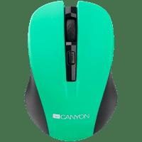 Canyon brezžična miška CNE-CMSW1GR, zelena