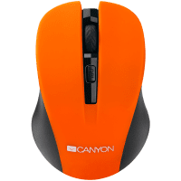 Canyon brezžična miška CNE-CMSW1O, oranžna