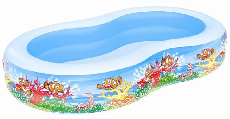 Bestway 54118 Bazén Mořská laguna
