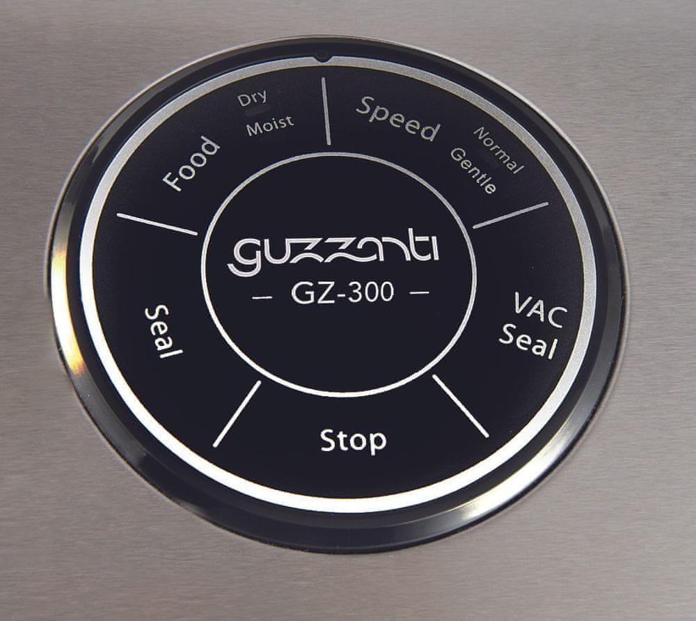 GUZZANTI GZ 300 - zánovní