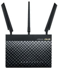 Asus Modemový LTE router triedy Wireless-AC1200 (4G-AC55U)