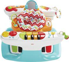 Fisher-Price Klavír rastúci spolu s dieťaťom 4v1
