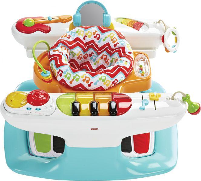 Fisher-Price Klavír rostoucí spolu s dítětem 4v1