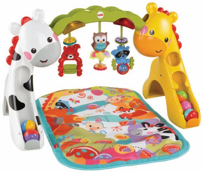 Fisher-Price Hrací dečka od miminka až po batole