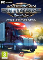 Excalibur Publishing American Truck Simulator California (PC)
