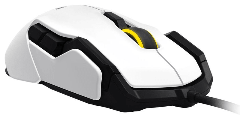 Roccat KOVA Pure Performance Gaming Mouse White (ROC-11-503)