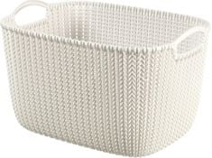 Curver Knit košík 19 l