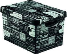 Curver škatla za shranjevanje Deco L