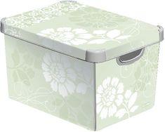 Curver Dekorativní úložný box 25 l