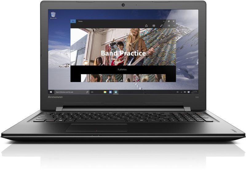 Lenovo IdeaPad 300-15IBR (80M300B1CK)