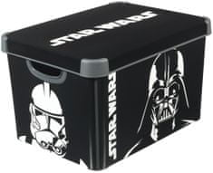 Curver Úložný box Deco L - Star Wars