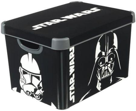 Curver škatla za shranjevanje Deco L -  Star Wars