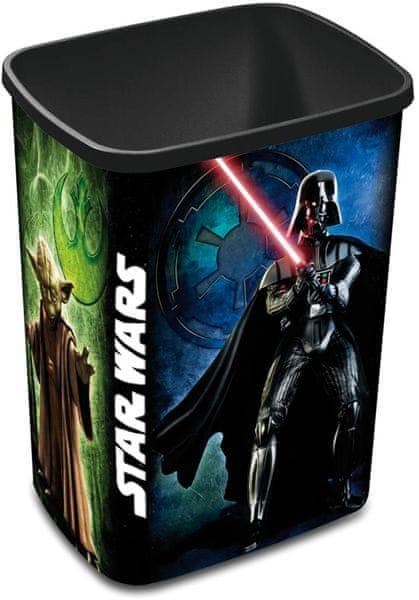 Curver Koš Flip Bin 25l - Star Wars