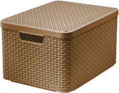 CURVER Rattan Style doboz L