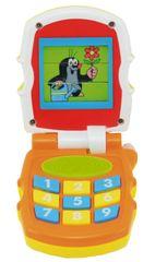 Teddies BABY Krtkov mobilný telefón