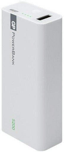 GP Powerbank 5200 mAh (1C05)