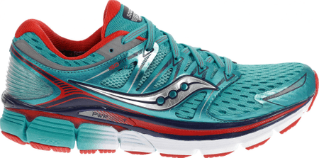 Saucony Triumph Iso Blue/red 7,5 (38,5) - II. jakost