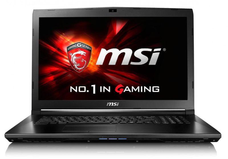 MSI GL72 6QD-044XCZ