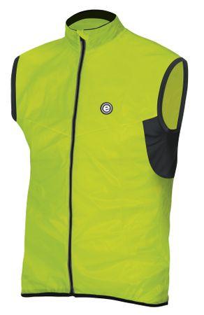Etape kamizelka kolarska męska Mistral fluorescent yellow M